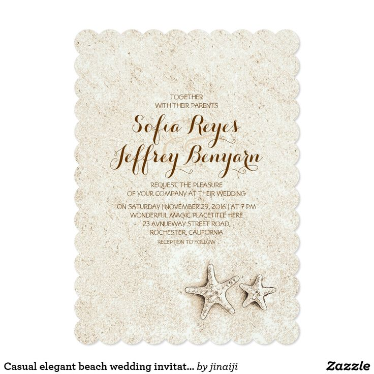 Casual Wedding Invitations: 25+ Best Ideas About Casual Wedding Invitations On