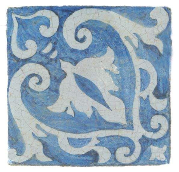 Maioliche in cotto ceramizzato - Linea Floreo