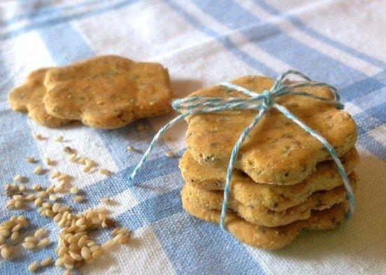Hortelã » Biscoito salgado sem glúten