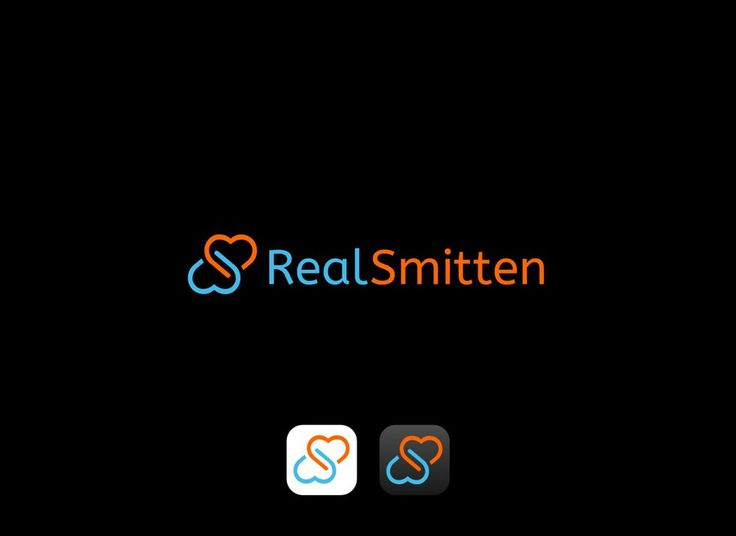 "Create the new logo/mark for a new dating site ""Real Smitten""! by HenDsign"