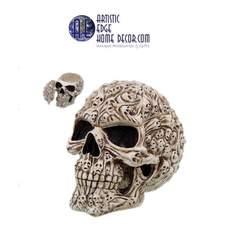 Lost Souls Skull $29.95 So this is where they all went! More info to follow....