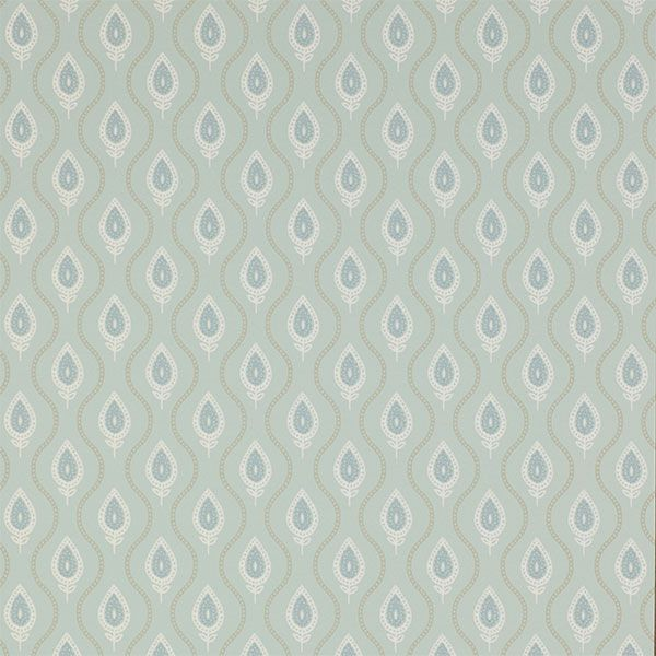 07138/03 Verity Celestine Wallpaper by Colefax and Fowler