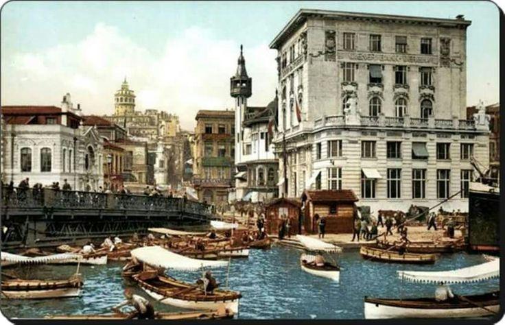 Karakoy, 1913