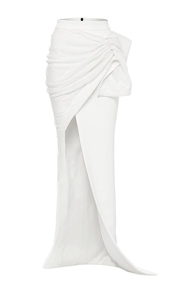 Force Longline Skirt by Maticevski for Preorder on Moda Operandi