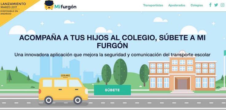 mifurgon-1 [03]: La App de la Semana | Mi Furgón, monitorea el viaje del transporte escolar