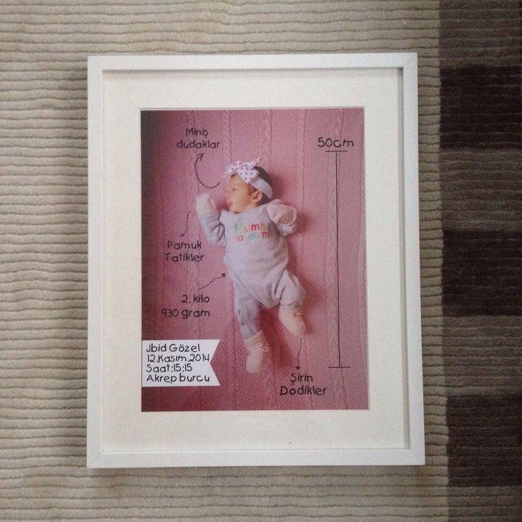 #pink #doğumafişi #doğumpanosu #doğumsertifikası #designbyceline #selinbedikyanphotography #bebekfotosu #yenidoğanfotosu