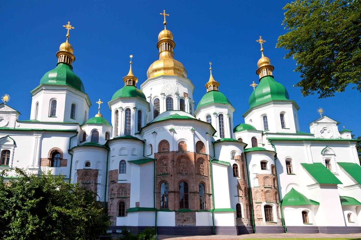 Софийский Собор, Киев, Украина