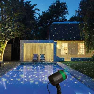Star Shower® Laser Light