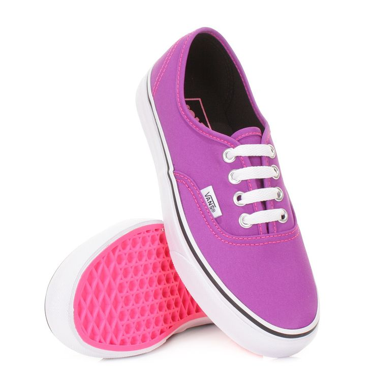 Vans Shoes love purple color