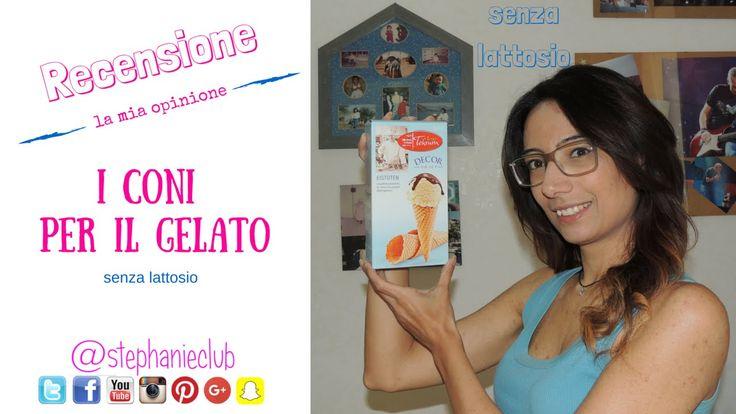 #Recensione - Coni Gelato senza lattosio - Tekrum (Penny Market) | la mi...