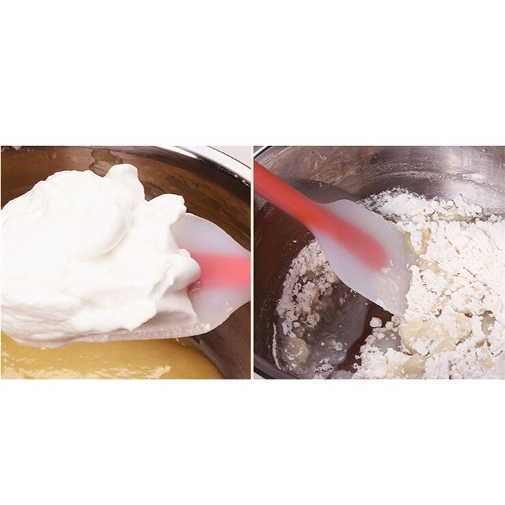 Cheap Silicone Baking Tools For Cakes Double Silicone Spatula Spoon Cookie Spatulas Pastry Scraper Mixer Buttter Ice. Click visit to check price