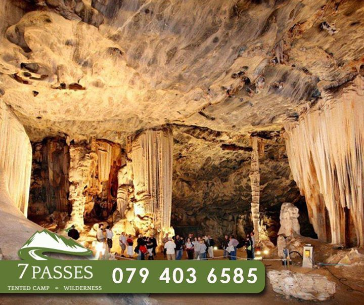 #DidYouKnow the Cango Caves have been at the forefront of tourism in South Africa since the end of the 18th century, the first to be protected by environmental legislation and the first to employ a full-time tourist guide, they remain South Africa's oldest tourist attraction. #7passes