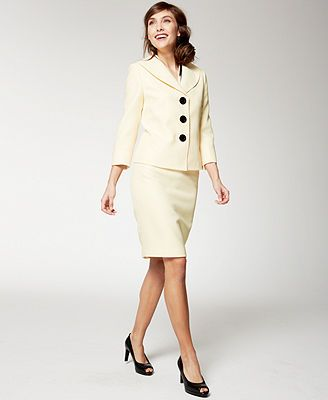 1000  images about A) Style- Skirt Suits on Pinterest | The