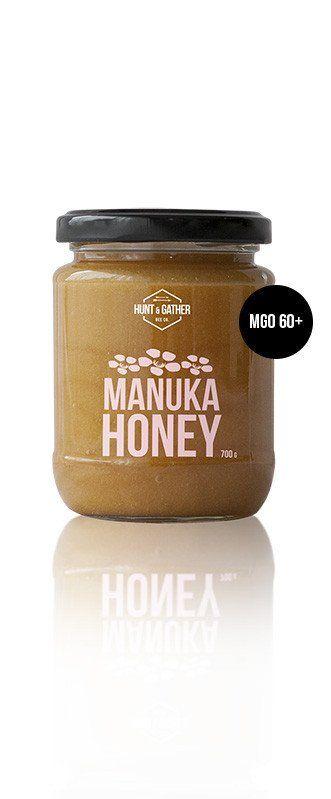 Manuka Honey MGO 60+ 350g