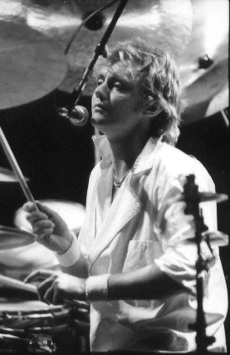 Roger Taylor **Queen**