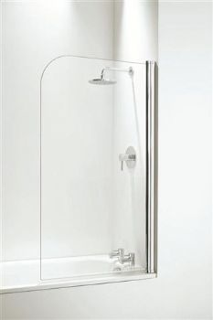 Curved Shower Bath Screen