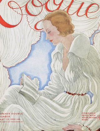 Vogue Magazine Cover Archive (Vogue.com UK) 1931.