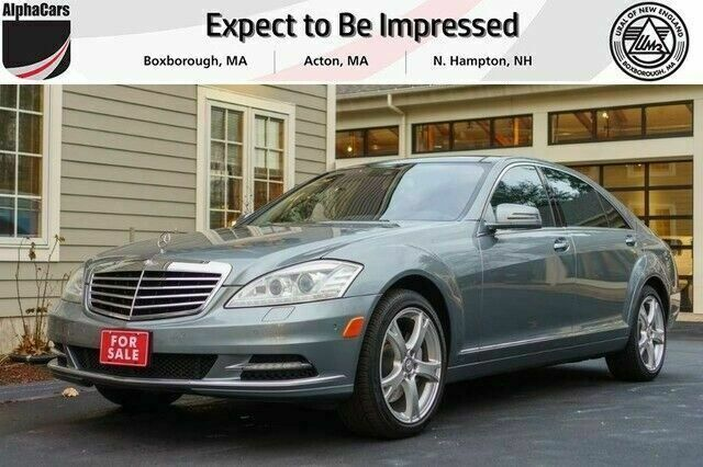 Ebay Advertisement 2013 Mercedes Benz S Class 4matic 2013