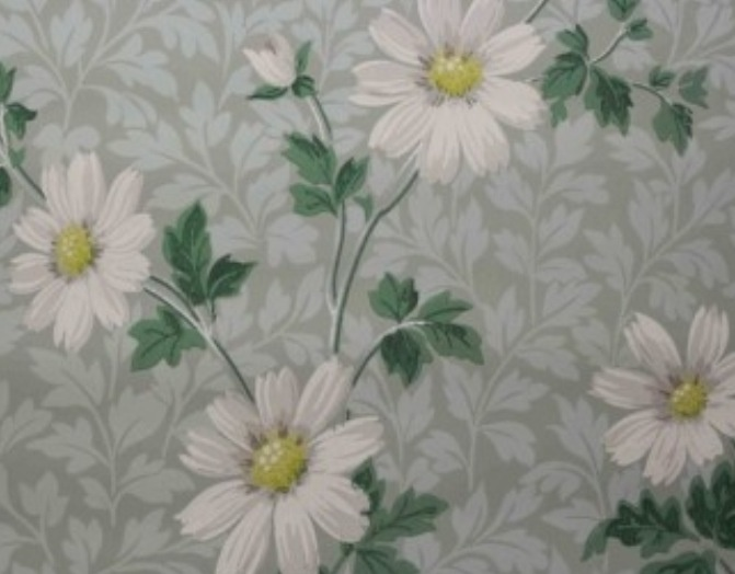 Vintage, Vintage wallpapers and Daisies on Pinterest Vintage Daisy Wallpaper
