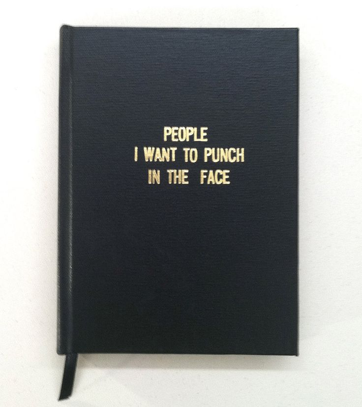 My kind of little black book...