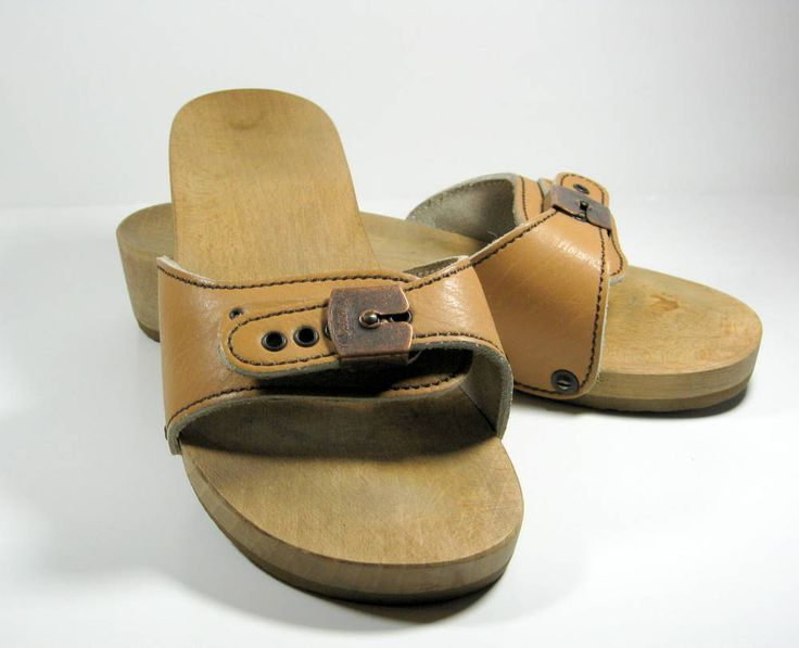 I always wanted a pair of clogs...my nana always had them..I would trod around in her's...my mom wouldn't buy them for me..until one Easter I think it was I got my very own pair!!  Loved them!!  You didn't want to hit your ankle off one though..which happened now and again!!  =P