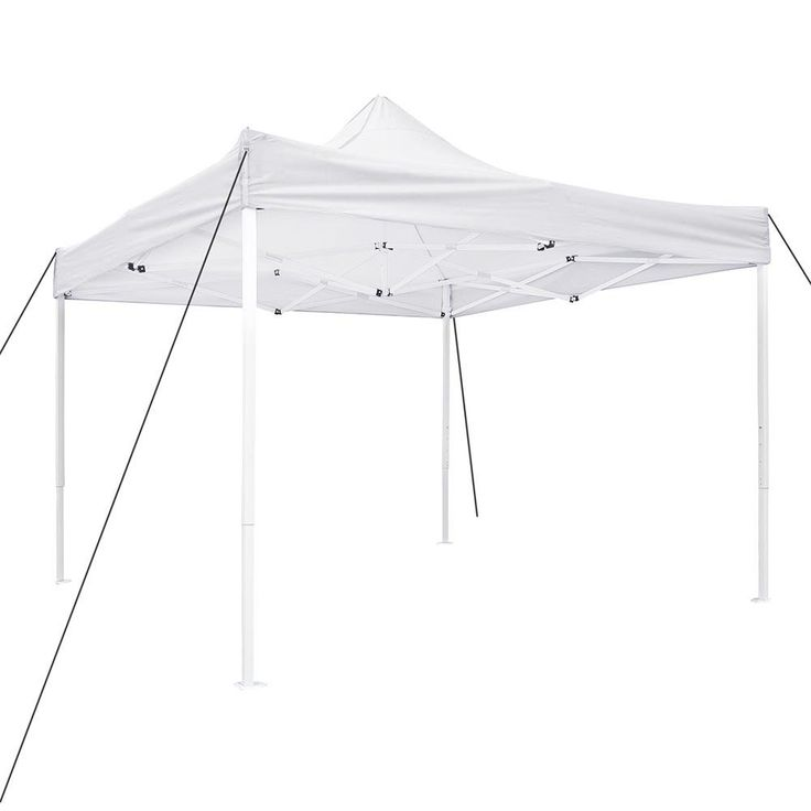 10x10 EZ Pop Up Tent Instant Shelter Easy Canopy Color Opt