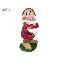 Il più imbronciato e il più amato, in assoluto quello più venduto: è Brontolo il protagonista!  http://www.shoolit.com/it/123-sette-nani-da-giardino-