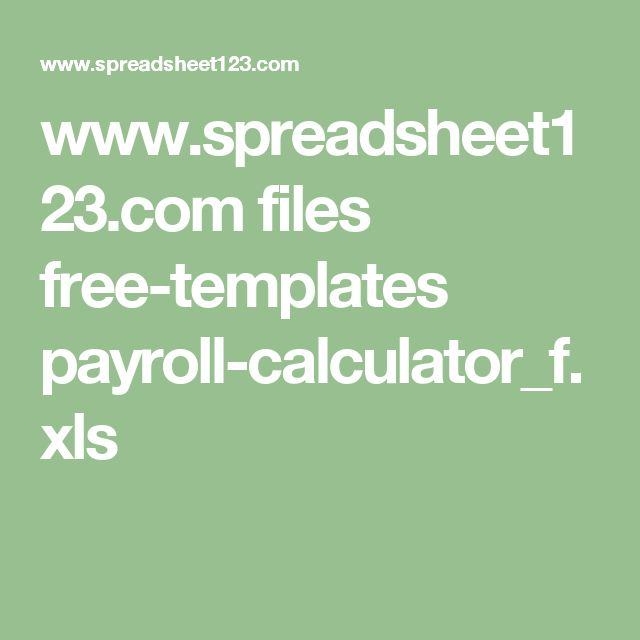 www.spreadsheet123.com files free-templates payroll-calculator_f.xls