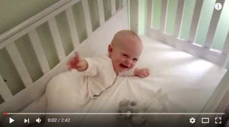 Scientifically tested song to make your baby happy
