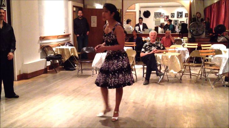 Tango Lesson: Syncopated Snake-Walk & Beyond in Vals