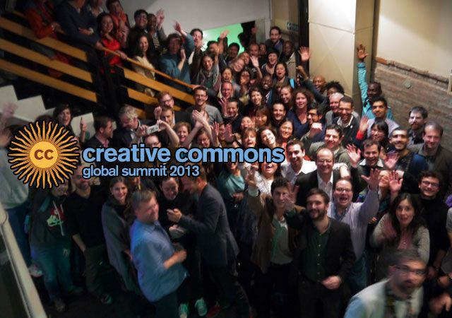 Creative Commons is one of the best known advocates for shared knowledge and creativity.