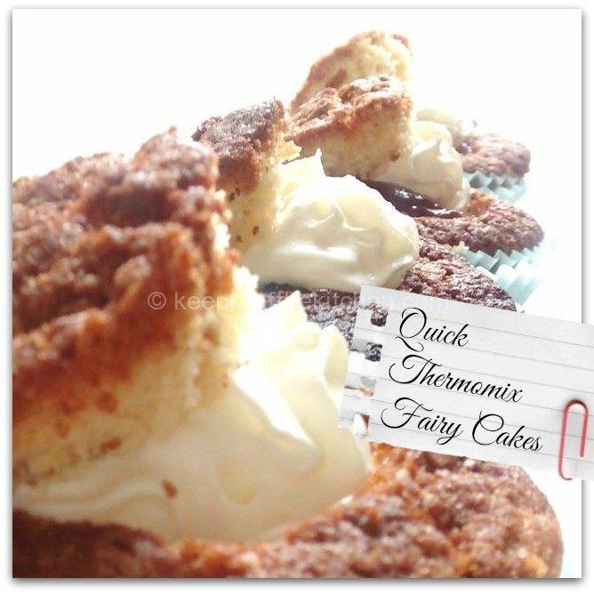 Easy Fairy Cakes