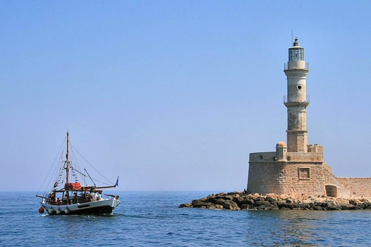 The Egyptian Lighthouse of Chania