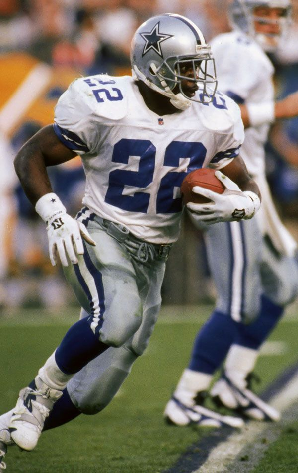 Emmitt during Super Bowl XXX.. Can we please go back to these days?!
