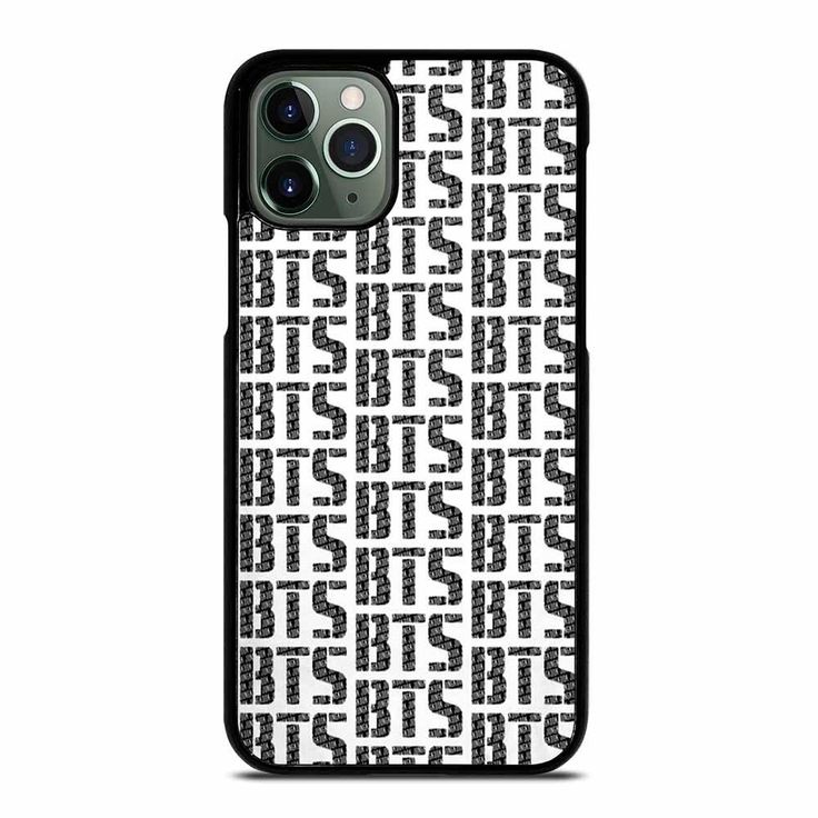 Bts logo iphone 11 pro max case