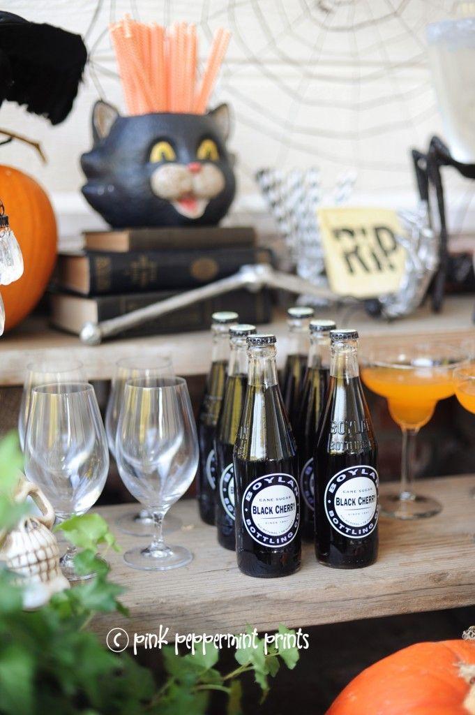 pottery barn halloween pottery barn styled shoot halloween party ideas halloween drink ideas - Halloween Barn