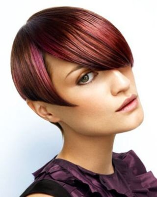 hair styles 2013 17 best images about kort donkere kleur on cut 4844