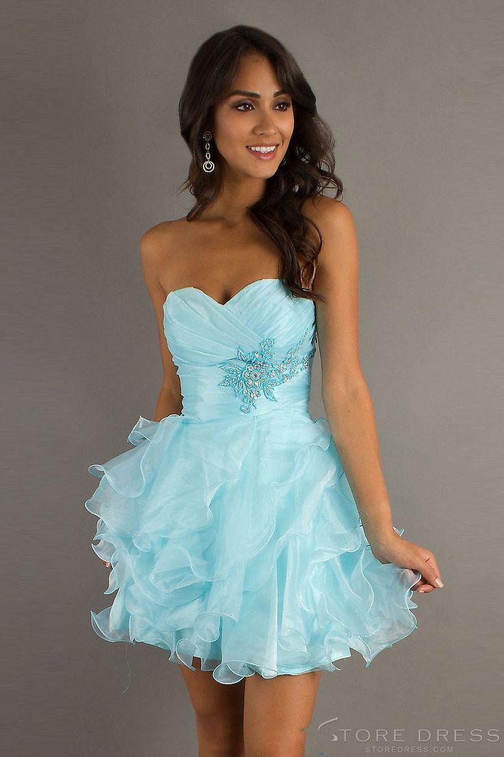 268 best Prom dresses:)!!!!! images on Pinterest | Formal prom ...