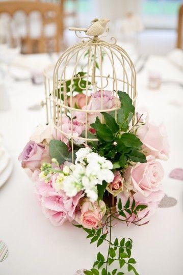 bird cage arrangements | Abundant birdcage