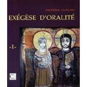Exégèse d'oralité Guigain Bible