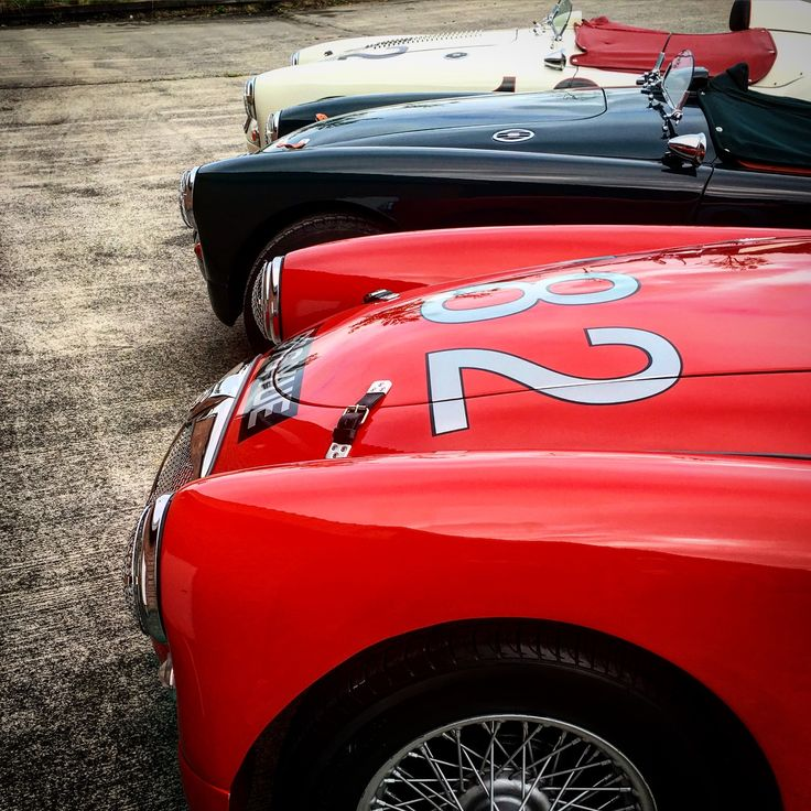 217 Best Automobiles Images On Pinterest: 92 Best Images About MGA On Pinterest