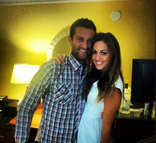 Are chris and sarah from bachelor pad dating