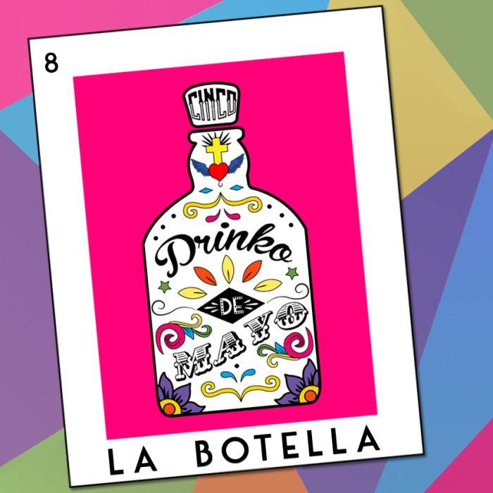 Drinko De Mayo #manchic #graphicdesign #illustration