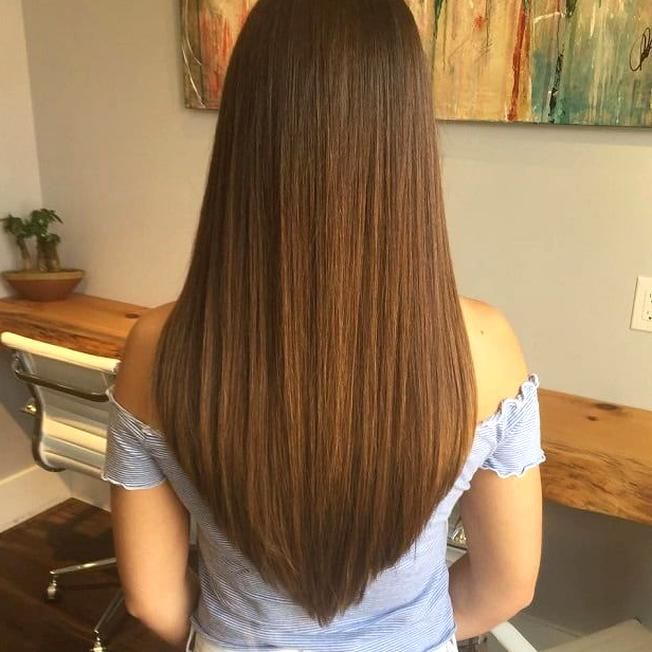 Long Straight Hair With Layers Haircuts Straight Hair Long Hair Styles Hair Styles