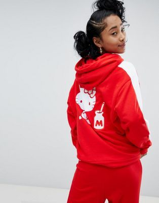 f2dbebe4c419 Puma X Hello Kitty Pullover Hoodie in 2018