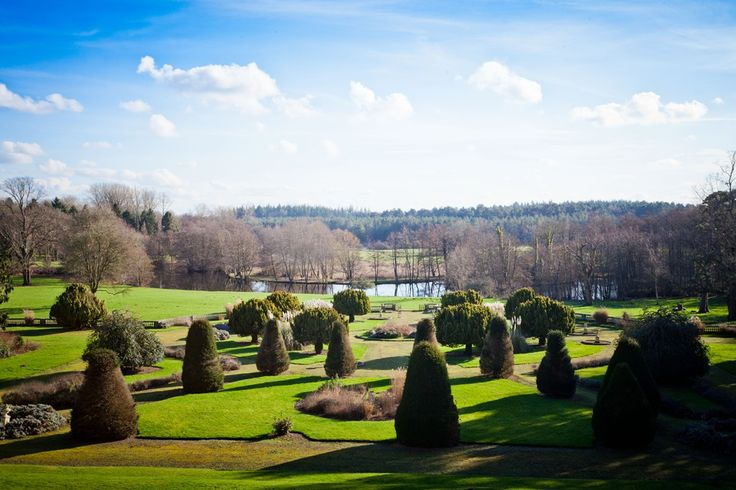 Formal Gardens and Grounds