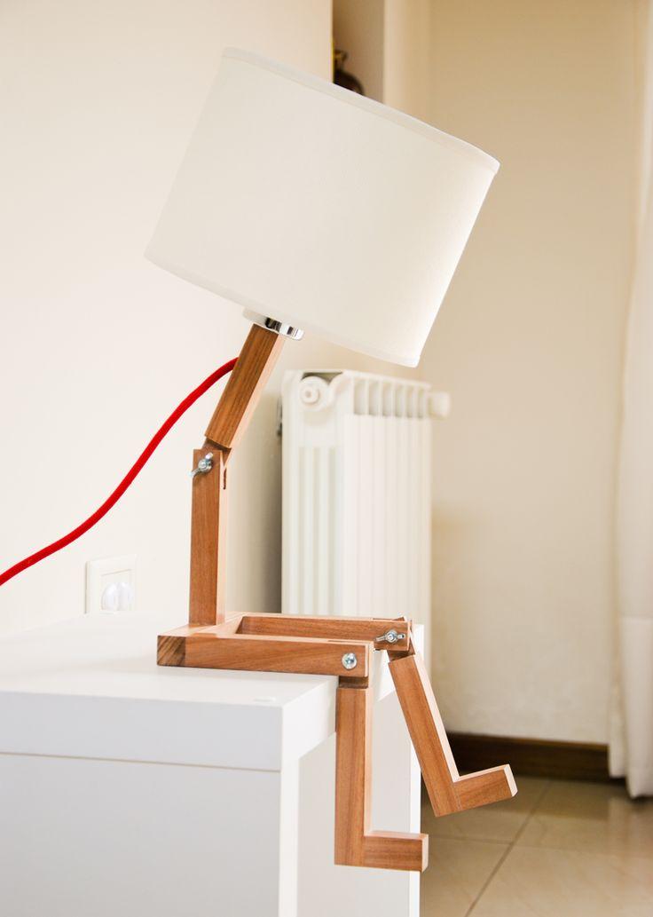 Buddylamp | Diorama Objetos