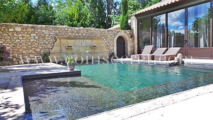17 best images about maisons de vacances en provence on for Camping saint remy de provence avec piscine