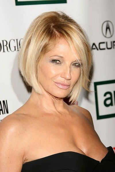 Ellen Barkin at the 21st Annual American Cinematheque Award Hono