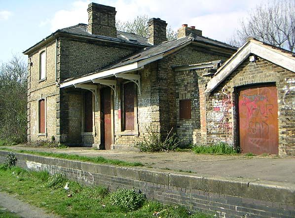 Takeley Station, Bishops Stortford, Essex, UK. 'Residential Development Porn' is a Pinterest board by Theodore Brown Property Management containing images of #abandoned #buildings & #ruined #properties that we think are great #residential #development opportunities. Hope it entertains. (Theodore Brown Property Management has provided a bespoke, high quality, personal #property #management service in #London & #Kent since 2008 - and internationally for over 15 years) #ResiDevPorn